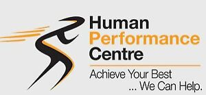 Human Performance Centre Fitness Swag and Visit Card