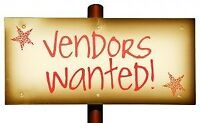 VENDORS WANTED FOR POPULAR CHRISTMAS CRAFT SHOW
