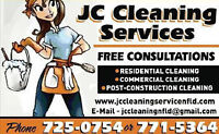JC CLEANING RENO AND NEW HOME CLEANING
