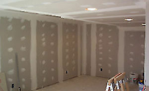 DRYWALL MUDDING/TAPING DONE AT A LOW RATE
