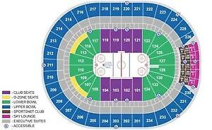 Edmotnon Oilers vs New York Islanders-BELOW FACE VALUE