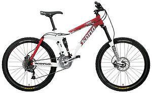 Super Bike KONA COILAIR pour Enduro et/ou DH, A qui la chance ?