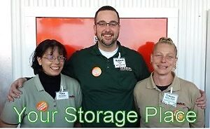 UHAUL SELF STORAGE FOR ALL YOUR NEEDS