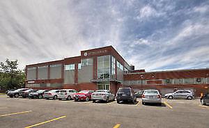 Wireworks Lofts - 1.5k-25k sq.ft. Commercial lofts in St-Henri