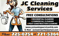 J C Cleaning Services Post construction Done right