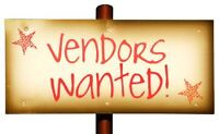 Vendors and artists wanted!!