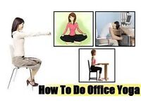 Office yoga - Office Tai Chi - Office Meditation - London - Central London - for Businesses