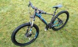 13 Incline Alpha Mountain bike medium mens, not giant, bmc, trek, shimano