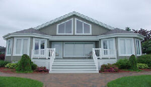 160 feet Ocean front home with indoor pool in charlo