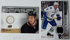 Hockey Card Lot Of 2
