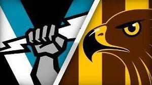 4x Port V hawks gold A reserve seats for 1/6 game Morphett Vale Morphett Vale Area Preview