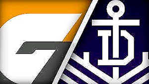 GWS Giants v Freemantle Dockers - 6 adult tickets $5 each Sydney City Inner Sydney Preview