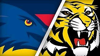 Wanted afl grandfinal adelaide crows v richmond tigers