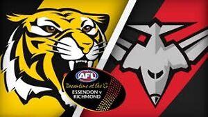 2x DREAMTIME AFL tickets Melbourne CBD Melbourne City Preview