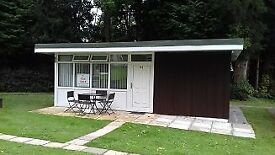 Chalet Holiday Home New Quay West Wales Woodlands Park