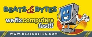 Beats & Bytes - Computer Service (Format starting at $39.95!)
