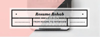Resume Rehab - Resume Writing and More!