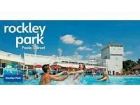 Rockley Park Easter Break Private Static caravan hire