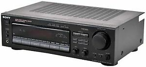 Sony STR D565 5.1 Channel 130 Watt Receiver /phono input