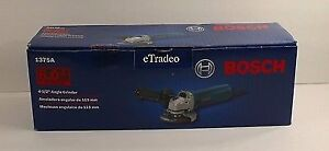 Bosch Angle Grinder, 6 Amp, 4.5-in - NEW IN BOX, NEVER USED