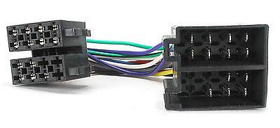 IVECO DAILY CD RADIO STEREO HEADUNIT ISO WIRING HARNESS PLUG LOOM PC2-36-4 NEW
