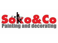 Painter.Decorator.Plasterer.Handyman services
