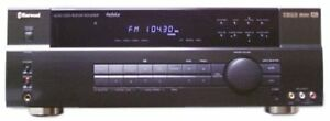 Sherwood RVD-9090R 5.1 Channel 500 Watt Receiver
