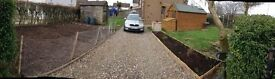 Eastriggs 2 Bed End Terrace Driveway and Gardens on 3 sides
