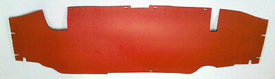 1956-62 Corvette Molded or Flat Paperboard Trunk Liners (All Colors)