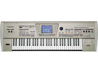 Roland Discover 5 keyboard, and discover 5m module