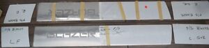 STAINLESS STEEL LOWER DOOR TRIM 73-91 BLAZER $40.00
