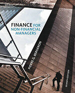 Finance for Non Financial Managers 7th Edition