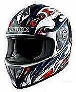 Alien Motorcycle Helmet
