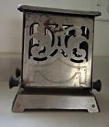 Antique Hotpoint Flip Toaster  GE No # T12 from the Early 1900's