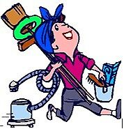 EXPERIENCED DOMESTIC CLEANER £12.50 per hour