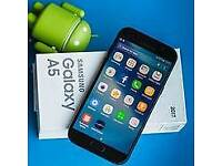 Like Brand new use condition Samsung galaxy A5 (2017) 32GB factory unlocked boxed
