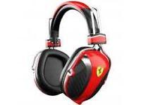 Ferrari Logitech headphones