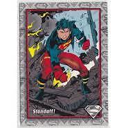 RETURN OF SUPERMAN DC COLLECTOR CARDS