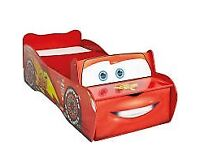 Disney Macqueen car bed