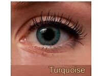 Freshlook Colorblends Natural Looking in Turquoise Color