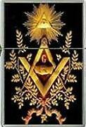 Masonic Lighter