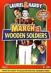 Laurel & Hardy - march of the wooden soldiers op DVD