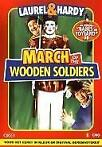 Laurel & Hardy - march of the wooden soldiers DVD