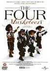 Film Four musketeers, the op DVD