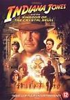 Indiana Jones and the kingdom of the crystal skull op DVD