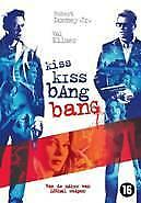 Film Kiss kiss bang bang op DVD
