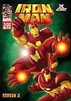 Iron man - Seizoen 2 DVD
