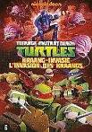 Teenage mutant ninja turtles - Kraang invasion DVD