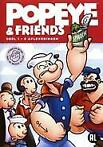 Popeye and friends 1 DVD