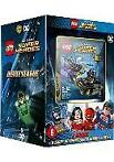 Lego DC comics collection op DVD